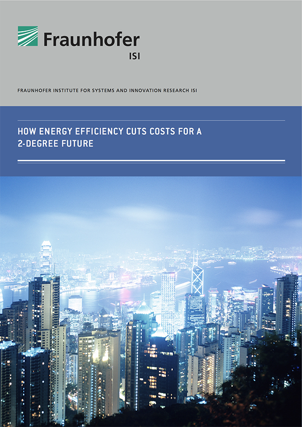 How Energy Efficiency Cuts Costs for a 2°C Future