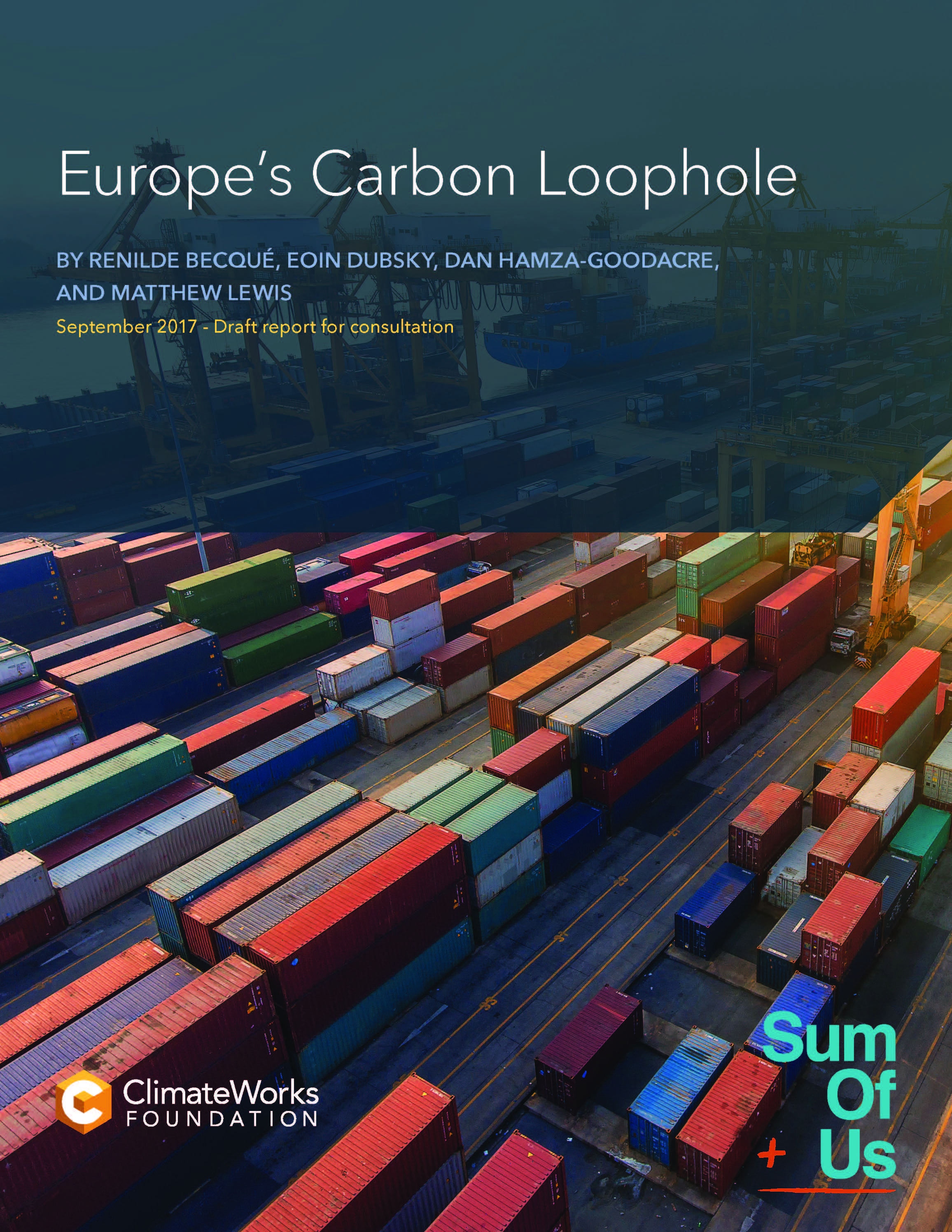 Europe's Carbon Loophole