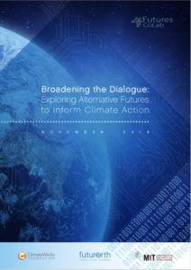 Alternatives Futures Report